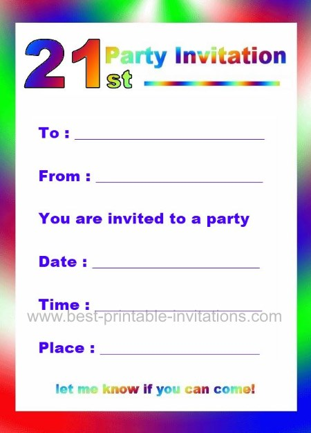 Make Your Own Invitation Free with beautiful invitation sample