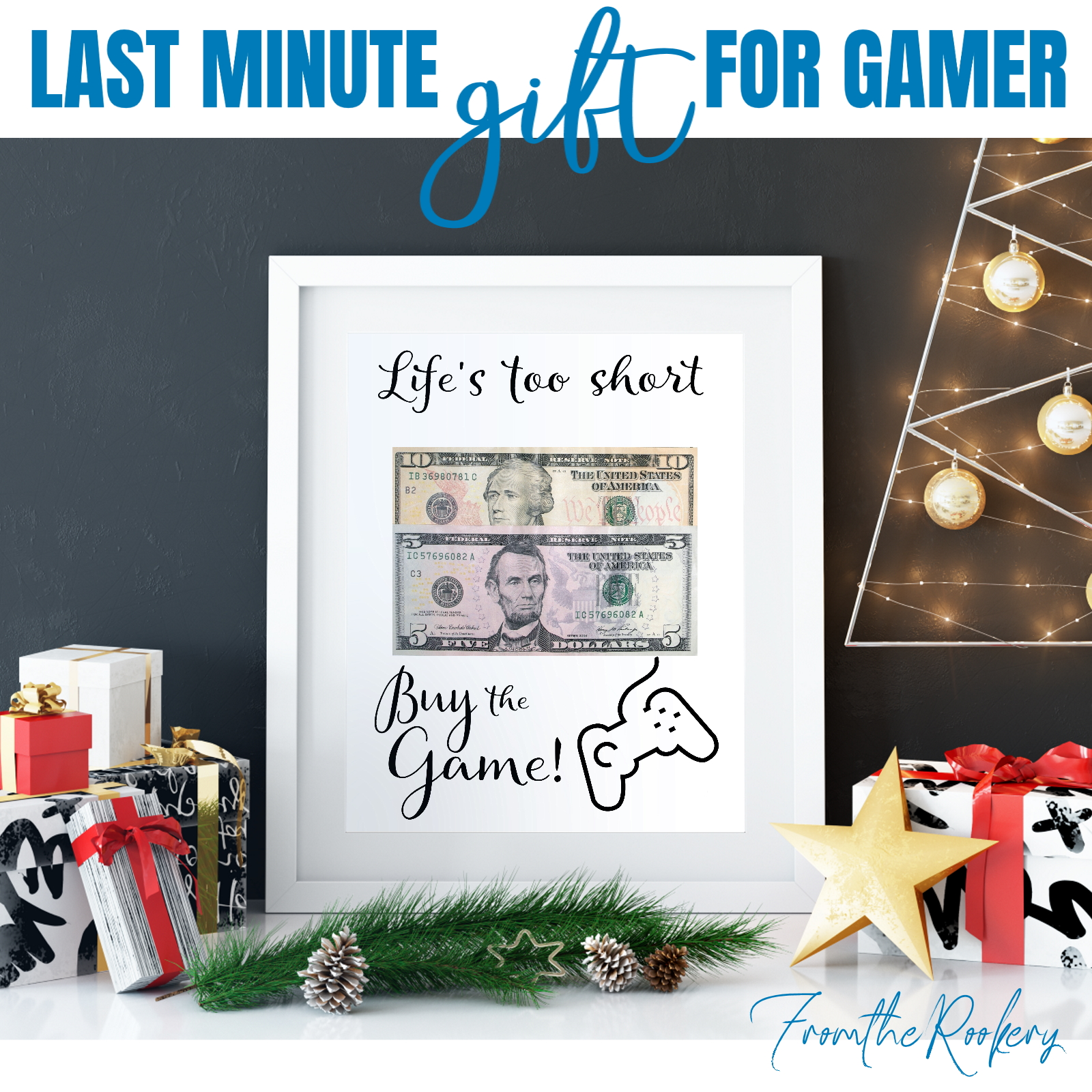 Gifts for Gamer