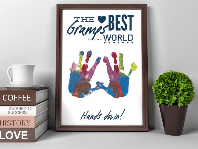 personalized gifts for granddad