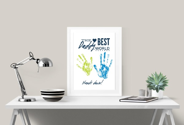 Personalized Gifts for Daddy