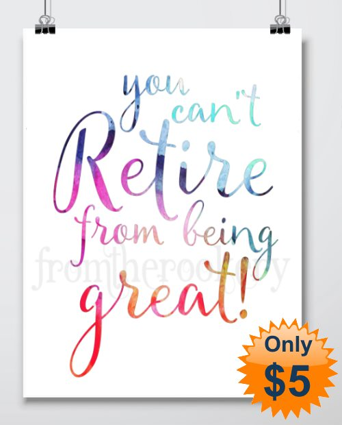 Retirement Gifts for Women