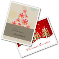 Christmas Invitation Cards - Free Printable Invites
