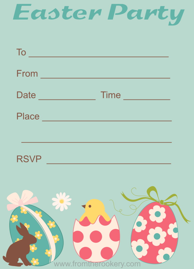 Easter Invitations Template Easter Egg Hunt Amazing Easter Eggs And