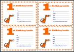 Free printable first birthday invitations thumbnail