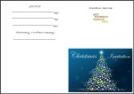 Free printable Christmas invitations PDF Thumbnail