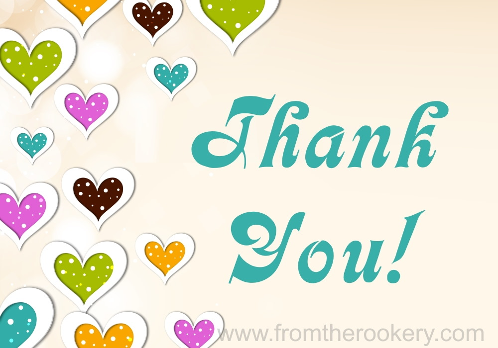 Free Printable Thank You Card Template