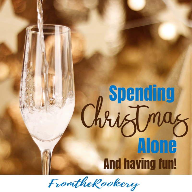 Spending Christmas Alone