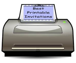 how to print invitations