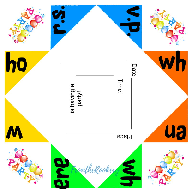 Origami Cootie Catcher/ Fortune Telling Tutoria - YouTube | 800x800