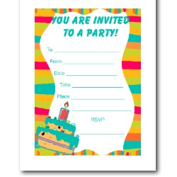 Good Party Invitations