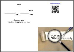 free printable surprise 50th birthday invitations