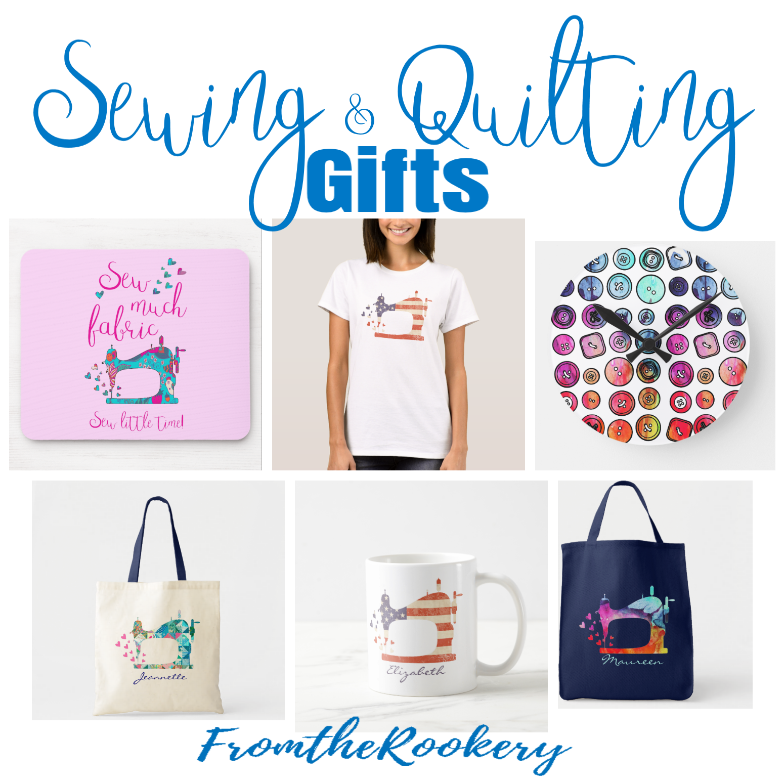 sewing and quilting gift guide