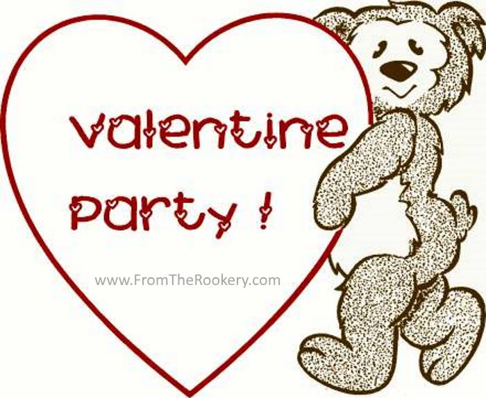 Valentine Party Invites