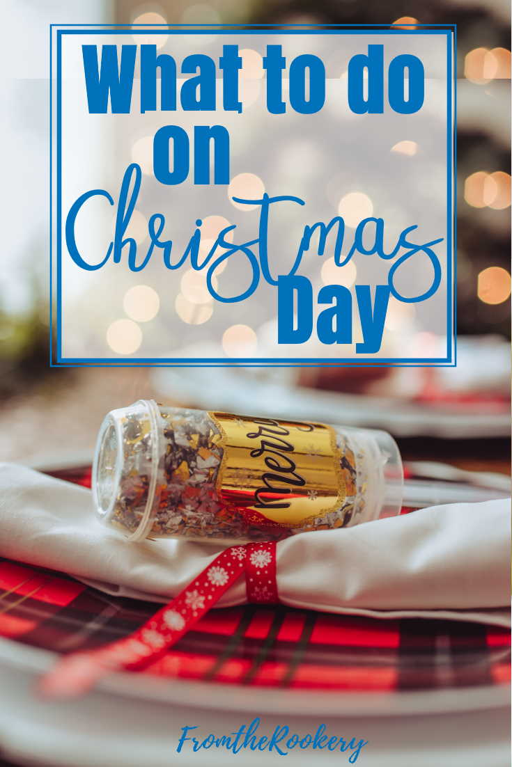 What to do on Christmas Day