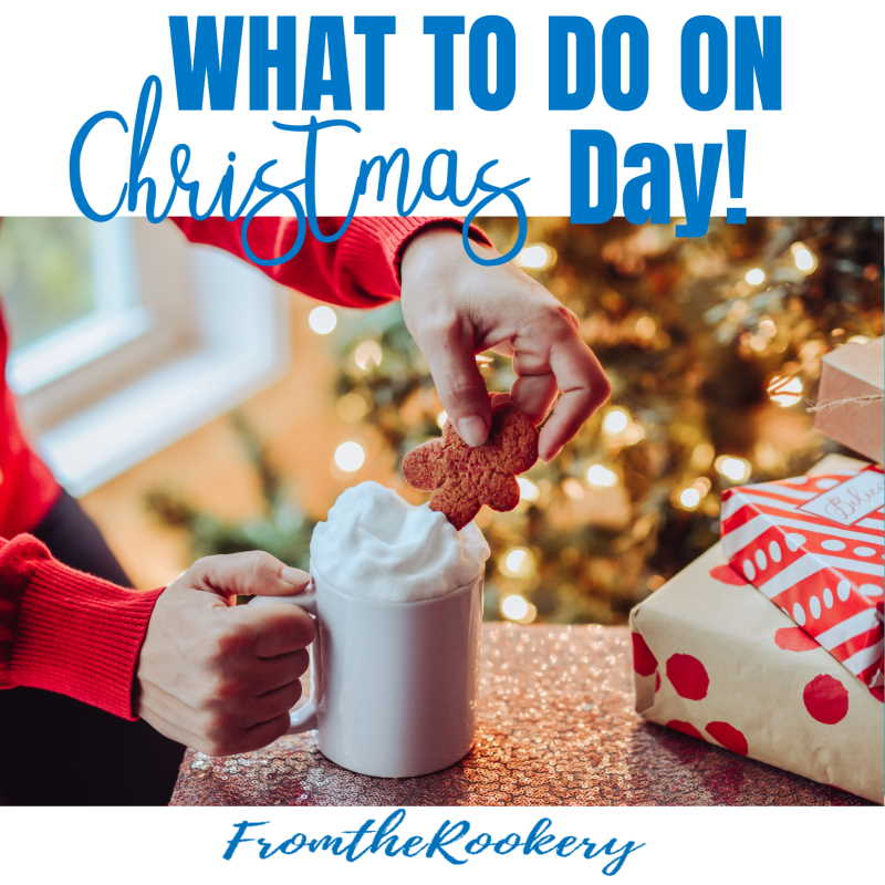 What to do on Christmas Day for Adults