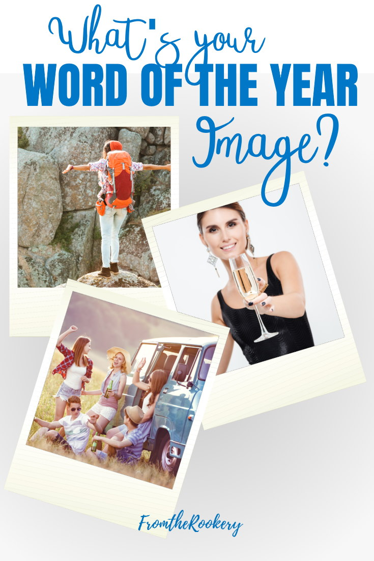 What's your word of the year image?