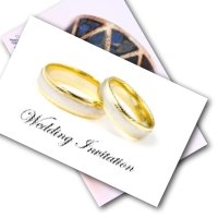 Budget Wedding Invitations - free printable invite cards