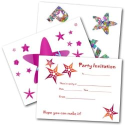 free printable birthday party invitaitons