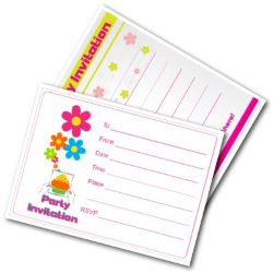 Free Party Invitation Cards