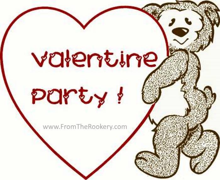 Valentine Party Invites